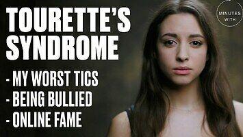 Jak zespół Tourette'a wpłynął na życie tej ładnej pani