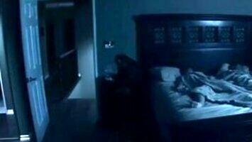 Co robi kot, kiedy śpisz?