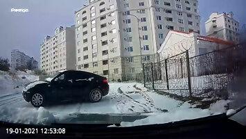 Szybka decyzja ratuję kierowcę przed kolizją