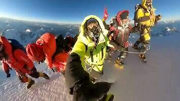 Nepalczycy zdobyli zimą K2 - zobaczcie nagranie z wejścia na szczyt!
