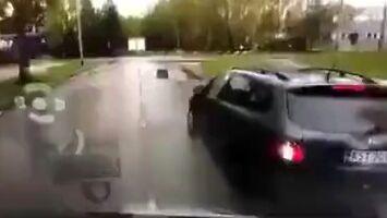 Fińska policja nie cacka się przy pościgu