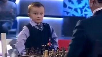 Mały szachista i ogromne zaskoczenie