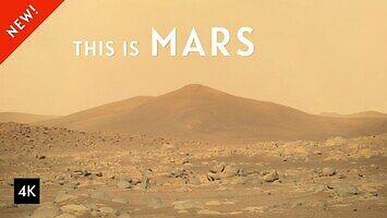 To jest Mars w 4K UHD
