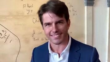 Bardzo realistyczny deepfake Toma Cruise'a