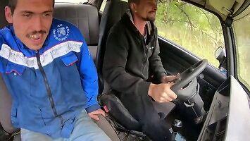 Rosyjska nauka jazdy