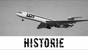 Lot 5055 - Katastrofa w Lesie Kabackim || HISTORIE