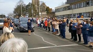 Niezwykły pogrzeb Polaka w Wielkiej Brytanii