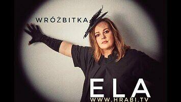 Joanna Kołaczkowska jako Wróżbitka Ela