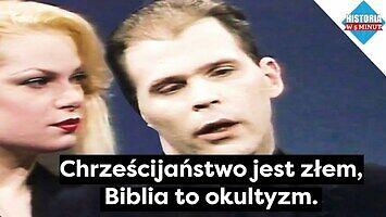 Wywiad z rodziną królewską satanizmu w 1989 rok