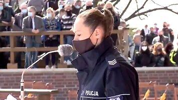 Policja zachwycona tłumem na Jasnej Górze