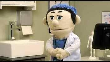 Przychodzi Diego do lekarza...