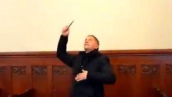 Nieustraszony ksiądz walczy z masonerią w sądzie
