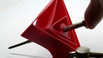 Takie fajne coś wydrukowane na drukarce 3D