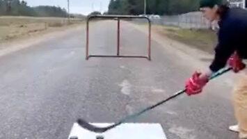 W hokeju też zdarzają się czarodzieje