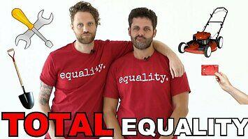 Faceci za pełną równością!