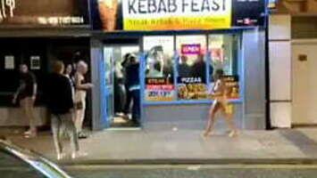 Impreza w kebabie