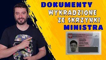 Dokumenty wykradzione ze skrzynki ministra | Newsy Bez Wirusa | Karol Modzelewski