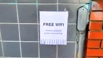 Bezpłatne WiFi dla sąsiada