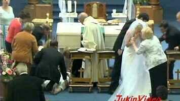Co ze ślubu zapamiętają goście?