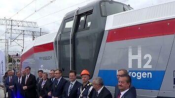 Polska lokomotywa na wodór - pierwsza w Europie!