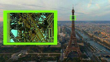 Polak wspiął się na wieżę Eiffla