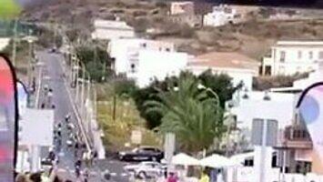 Wyścig rowerowy w El Hierro
