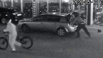 Kradzież rowerów w Bielsku-Białej