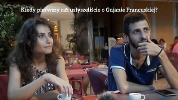 Gujana Francuska - otwarte drzwi dla wszystkich?
