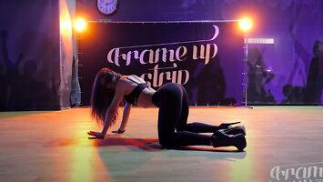 Rimma Osinovskaya zaprasza na pokaz tańca