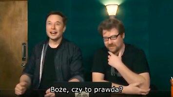 Elon Musk wybuduje fabrykę w Polsce? Zobaczcie reakcję na słowa Morawieckiego
