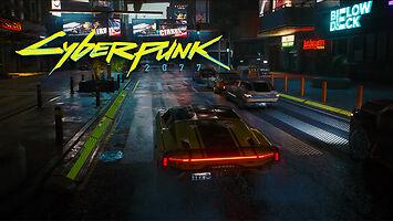 Cyberpunk 2077 - najnowszy trailer i gameplay z gry