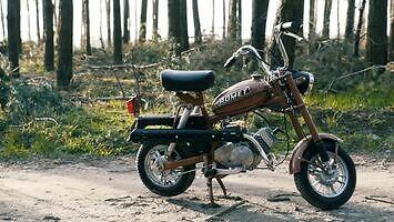 Motorynka Romet Pony M2 - sentymentalna przejażdżka po latach