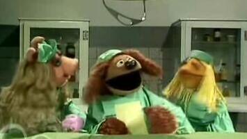 Muppety nie bały się żartować ze wszystkiego