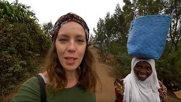 Polka pokazuje, jak wygląda zwyczajne życie w Tanzanii