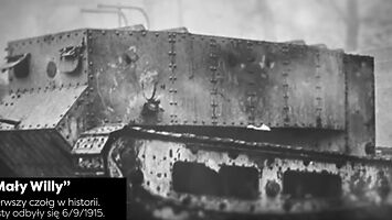 Historia czołgów część 1 (1914-1945) || Historia w 20 minut