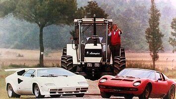 Ferruccio Lamborghini, facet, który pokazał Ferrari, jak robić supersamochody