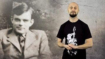 Nieszczęśliwy gej - Alan Turing. Historia Bez Cenzury