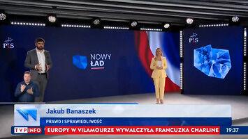 Nowy Ład jest super, oglądaj TVP, by dowiedzieć się więcej