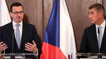 Morawiecki: Czechy wycofają skargę. Czechy: Nie wycofujemy skargi