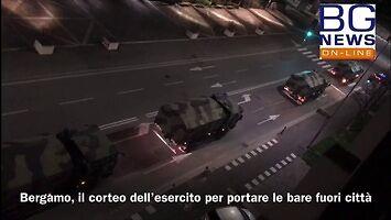 Wstrząsające nagranie z Włoch dla koronawirusowych ignorantów
