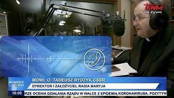 Rydzyk apeluje o pilne datki na swoje media nim będzie za późno