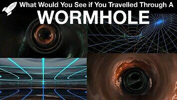 Jak wyglądają tunele czasoprzestrzenne?