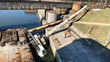 Wypadek na Kanale Gliwickim