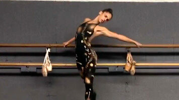 Kylie Shea i jej taniec