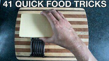 41 krótkich kucharskich sztuczek