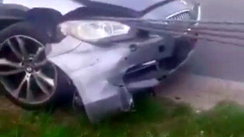 Ratowanie BMW po patusiarsku