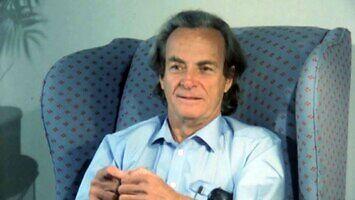Richard Feynman - Wyobraź sobie - Drgające atomy