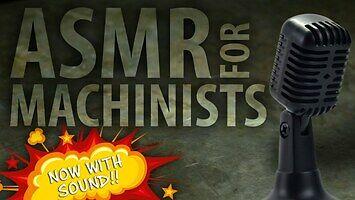 ASMR dla maszynofilów