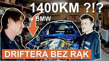Bartek Ostałowski i jego BMW e92 LS3 Twin Turbo