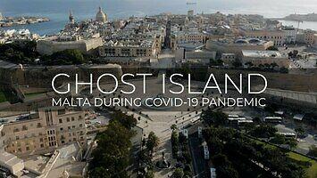 ''Wyspa Duchów'' - Malta w trakcie pandemii